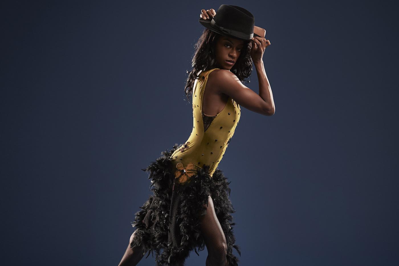 A dance in Graciela Daniele's Cada Noche...Tango