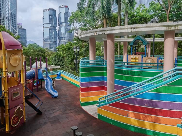 香港公園及香港動植物公園