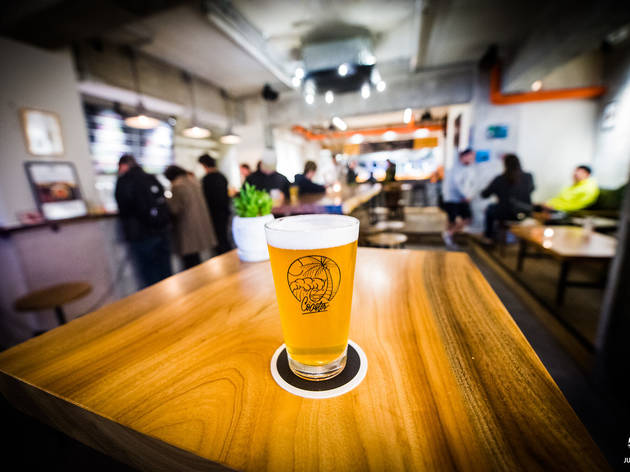Coaster Craft Beer and Kitchen
