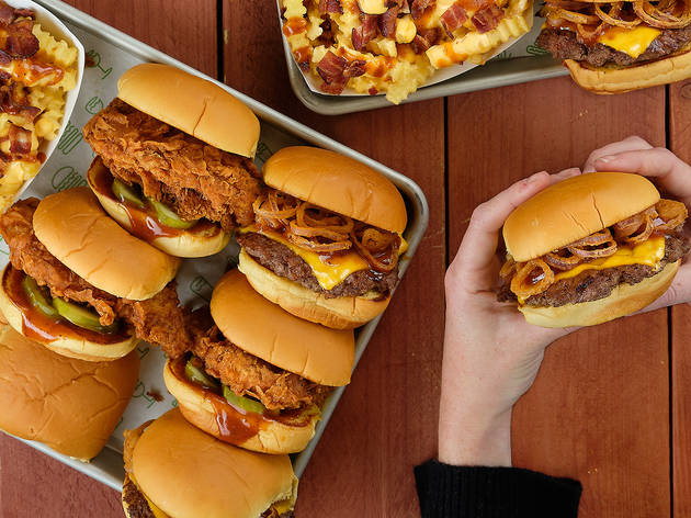 Shake Shack releases new limited edition BBQ menu