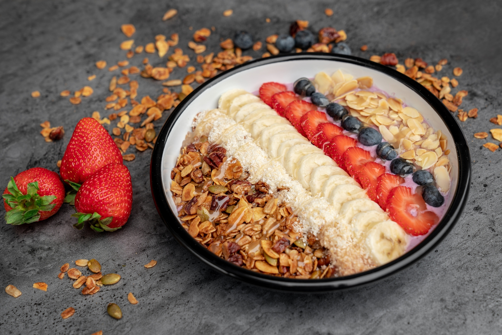 Best açaí and smoothie bowls in Hong Kong