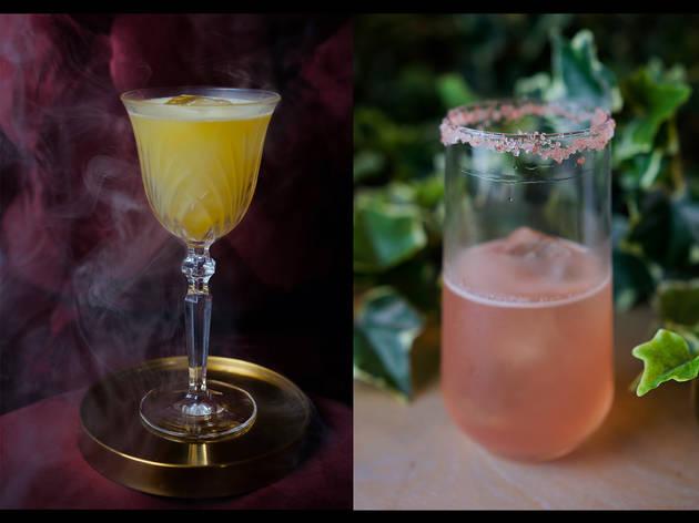 Noite, Bares, Cocktails, Golden Oldie