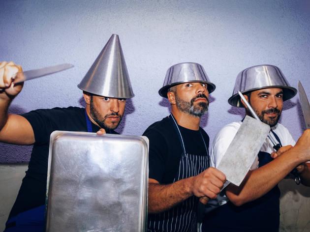 Musa da Bica recebe três chefs convidados e um menu especial
