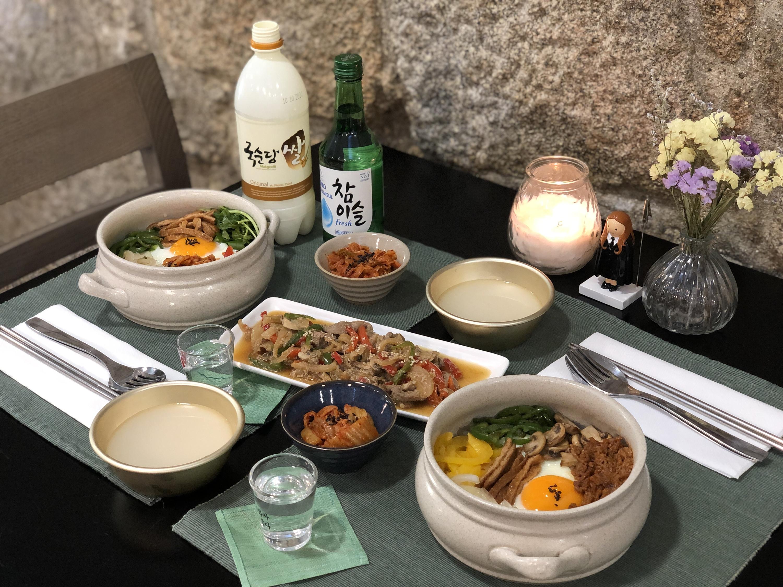 Ondo Korean Kitchen: há bibimbap e frango frito no Bonfim