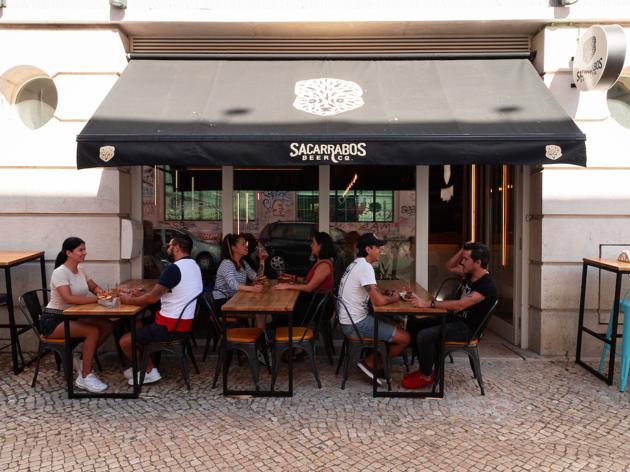 A cerveja artesanal de Sines chegou a Lisboa