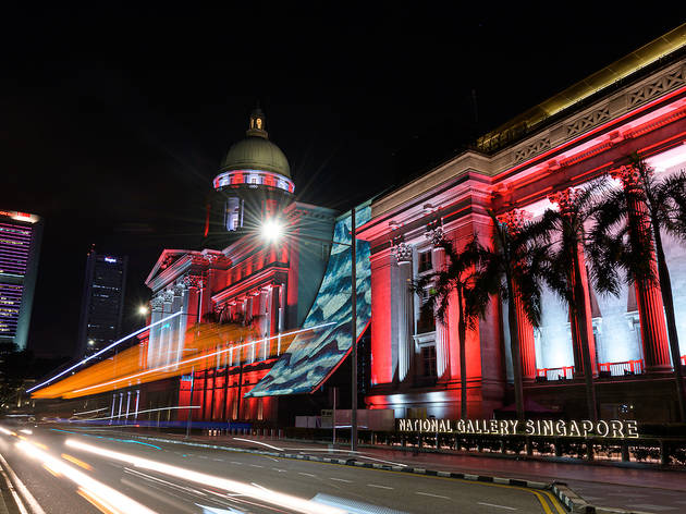 Heritage and Culture Light Up