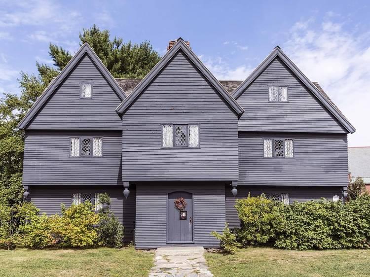 Witch House | Salem, MA