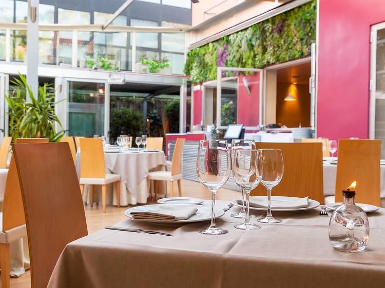Restaurante Al Paseo en Madrid