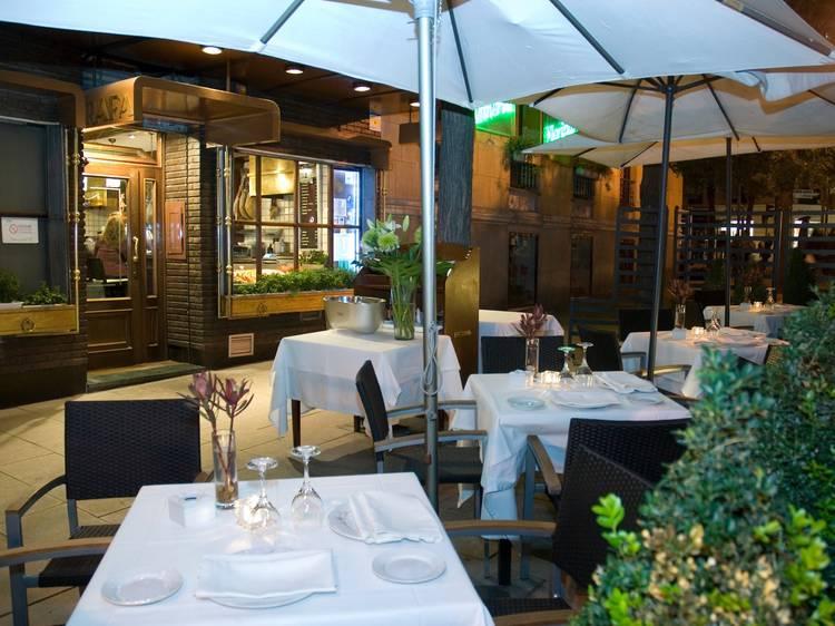 Restaurante Marisquería Rafa en Madrid