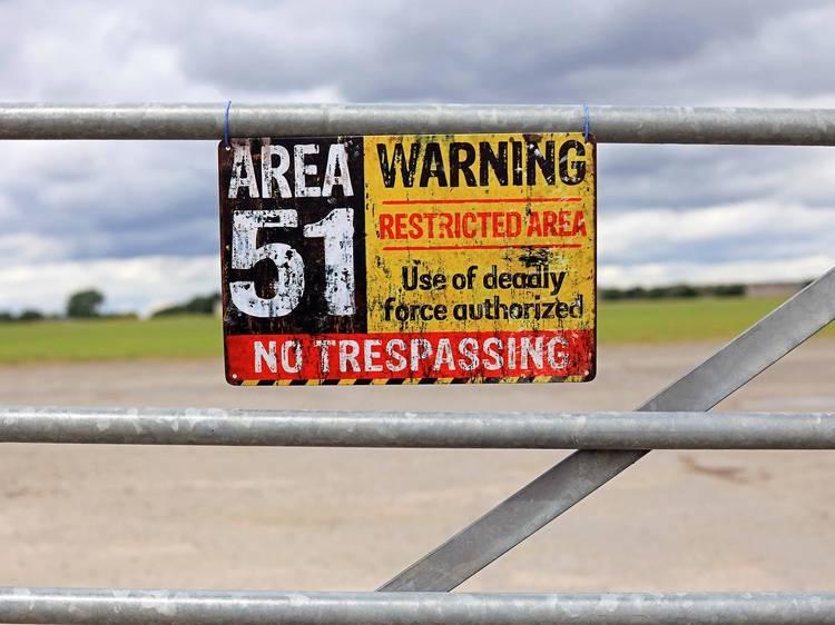 Area 51 | Lincoln County, NV