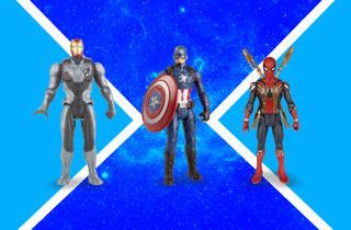 Avengers Marvel, figuras de acción