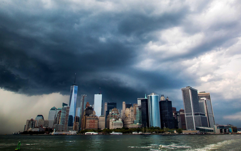 Tropical Storm Isaias is headed toward NYC tomorrow