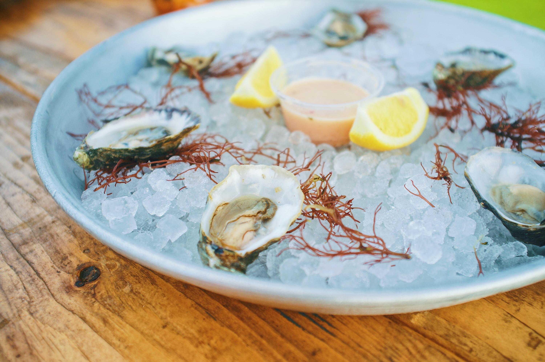 Crudo e Nudo seafood pop up