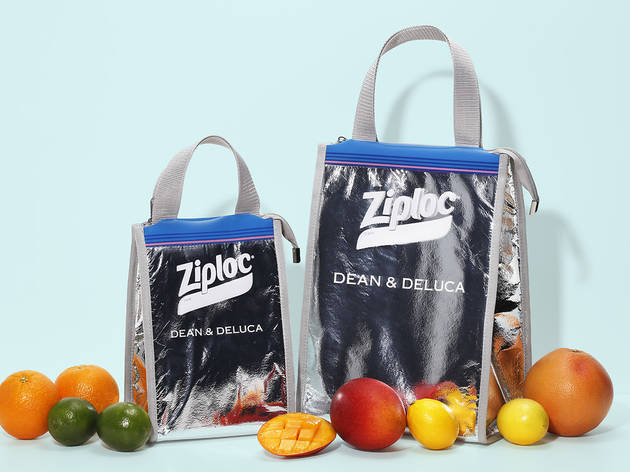 Ziploc®、DEAN & DELUCA、BEAMS COUTURE