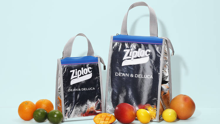 Ziploc®、DEAN & DELUCA、BEAMS COUTURE