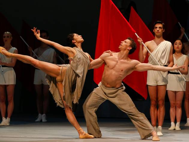 Ballet TV offers a triple bill