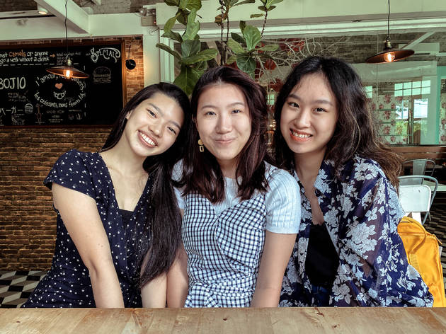 Three young Singaporeans and their quest to reduce single-use packaging