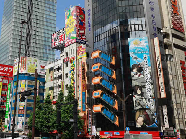 Sorry, gamers: Akihabara's iconic Sega arcade will close at the end of August