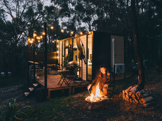 Win a two-night getaway in a cosy cabin in nature