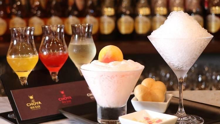The Choya Ginza Bar