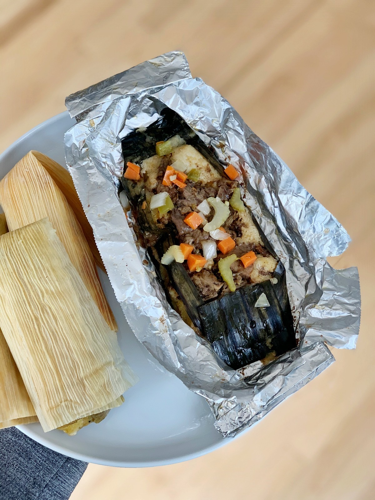 Santa Masa tamales