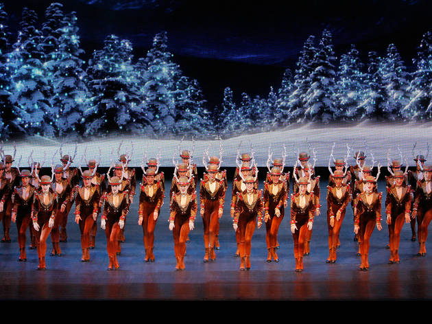 This year's Radio City Christmas Spectacular has been canceled