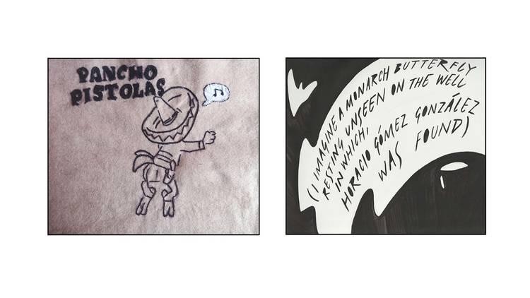 Wendy Cabrera Rubio & Charlie Godet Thomas: Cómo hacer que una pintura se comporte como un paisaje en el Museo Jumex