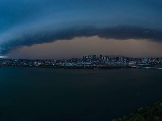 Storm, Montreal