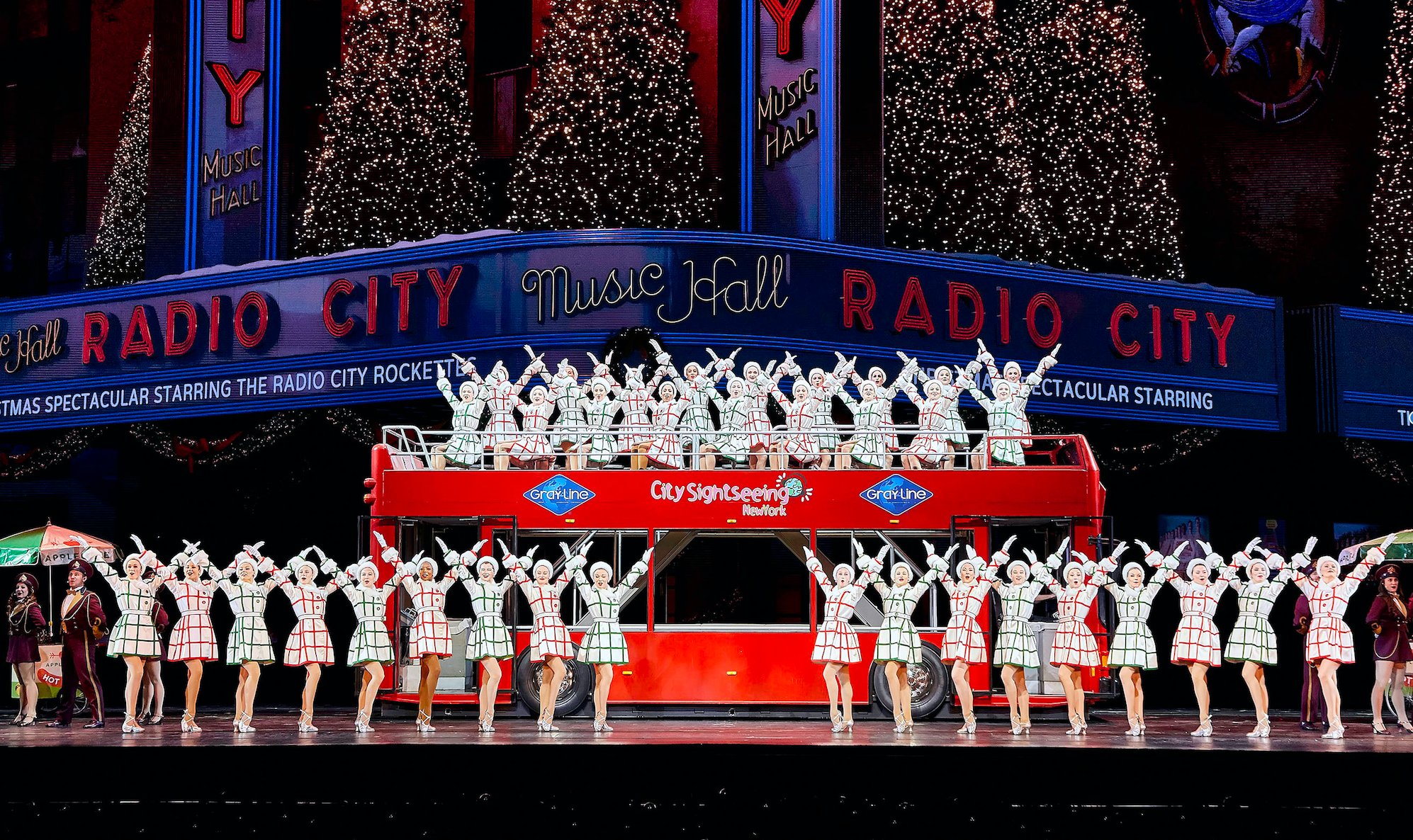 The Radio City Christmas Spectacular has been canceled for the first time ever