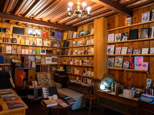 Librería La Moraleja