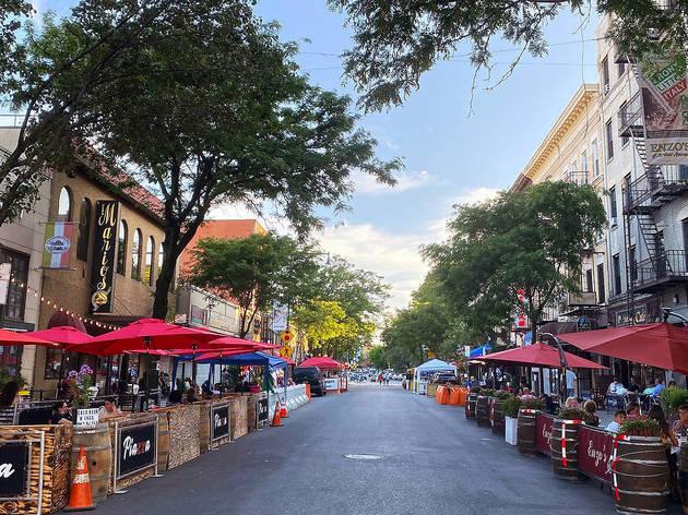 NYC's Open Restaurants program will return next summer