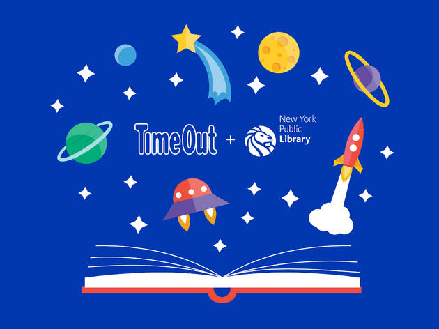 NYPL + Time Out