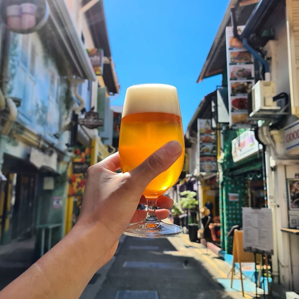 Craft beer delivery services in Singapore for when you're pining for a pint