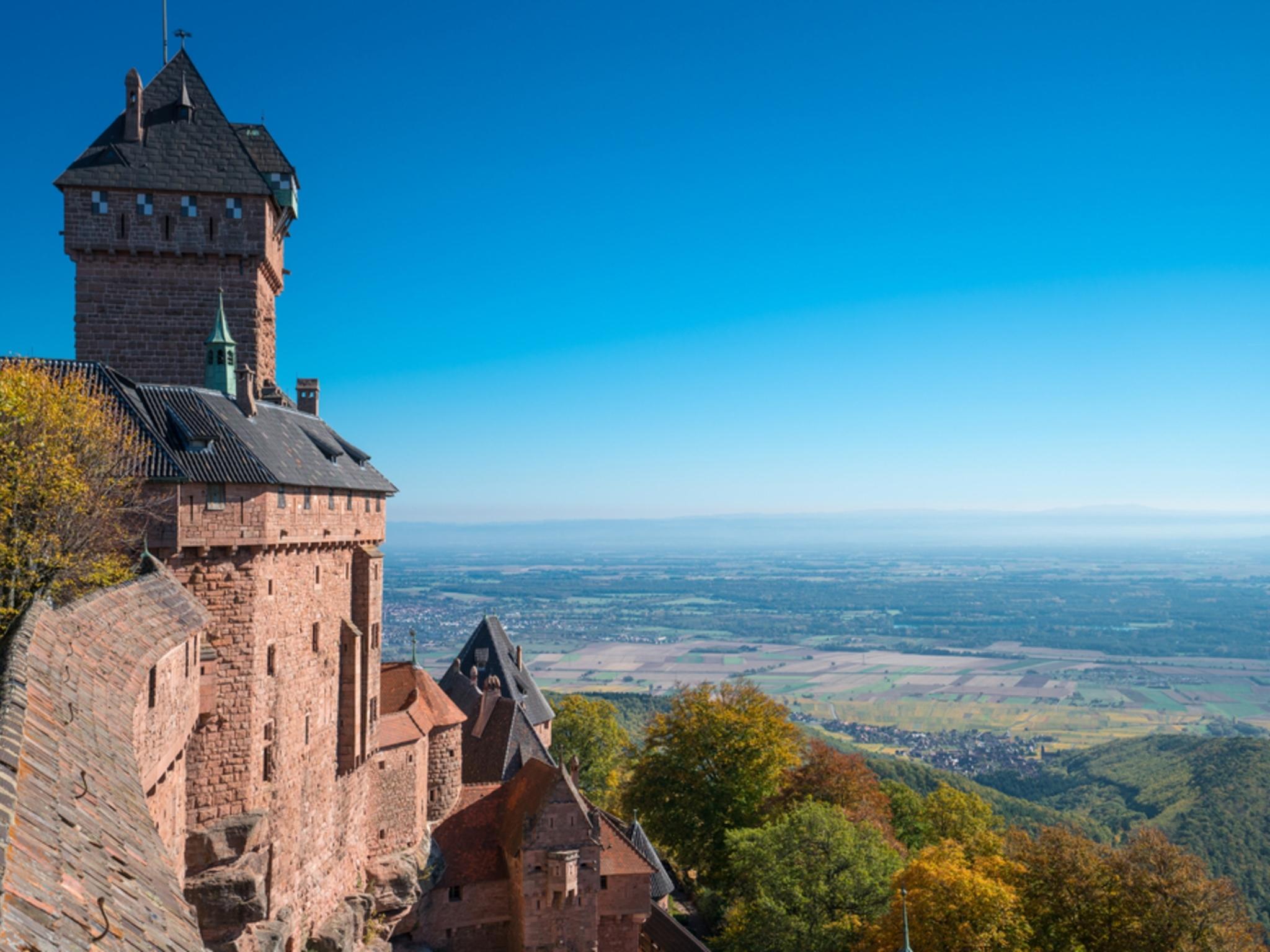 Château de Haut-Koenigsburg