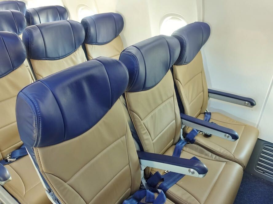 Southwest announces it will no longer disinfect seat belts and armrests in-between flights