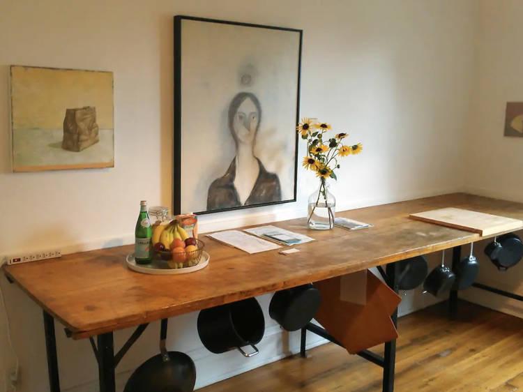 Historic Pullman artist flat