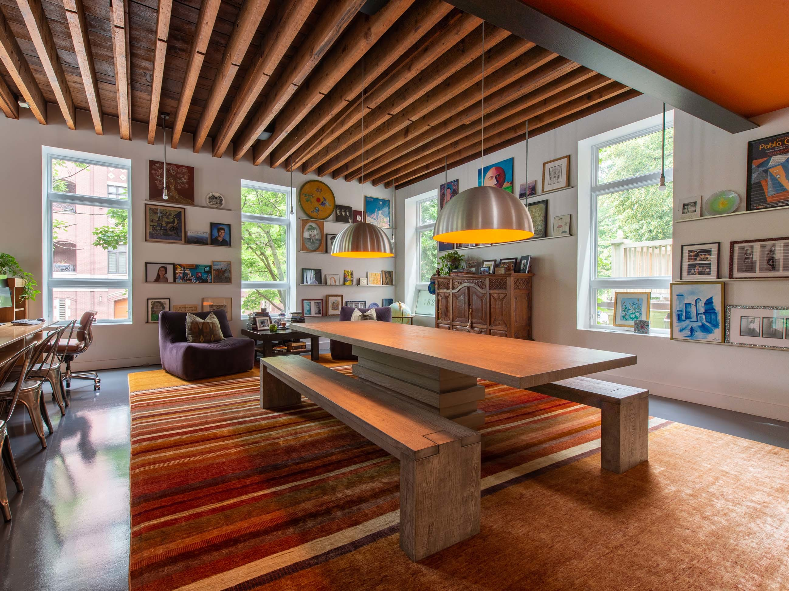 Joyful home in Lincoln Park