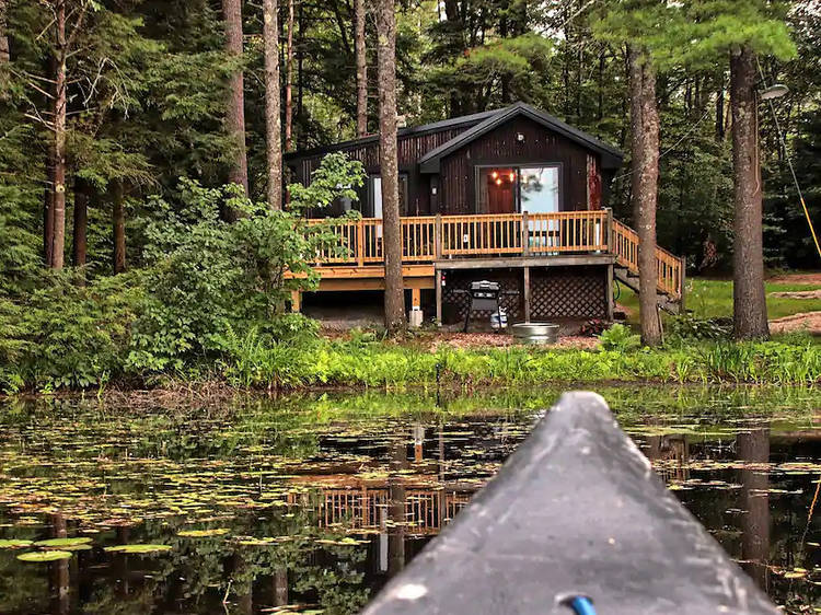 9 secluded Airbnbs you can rent near Boston