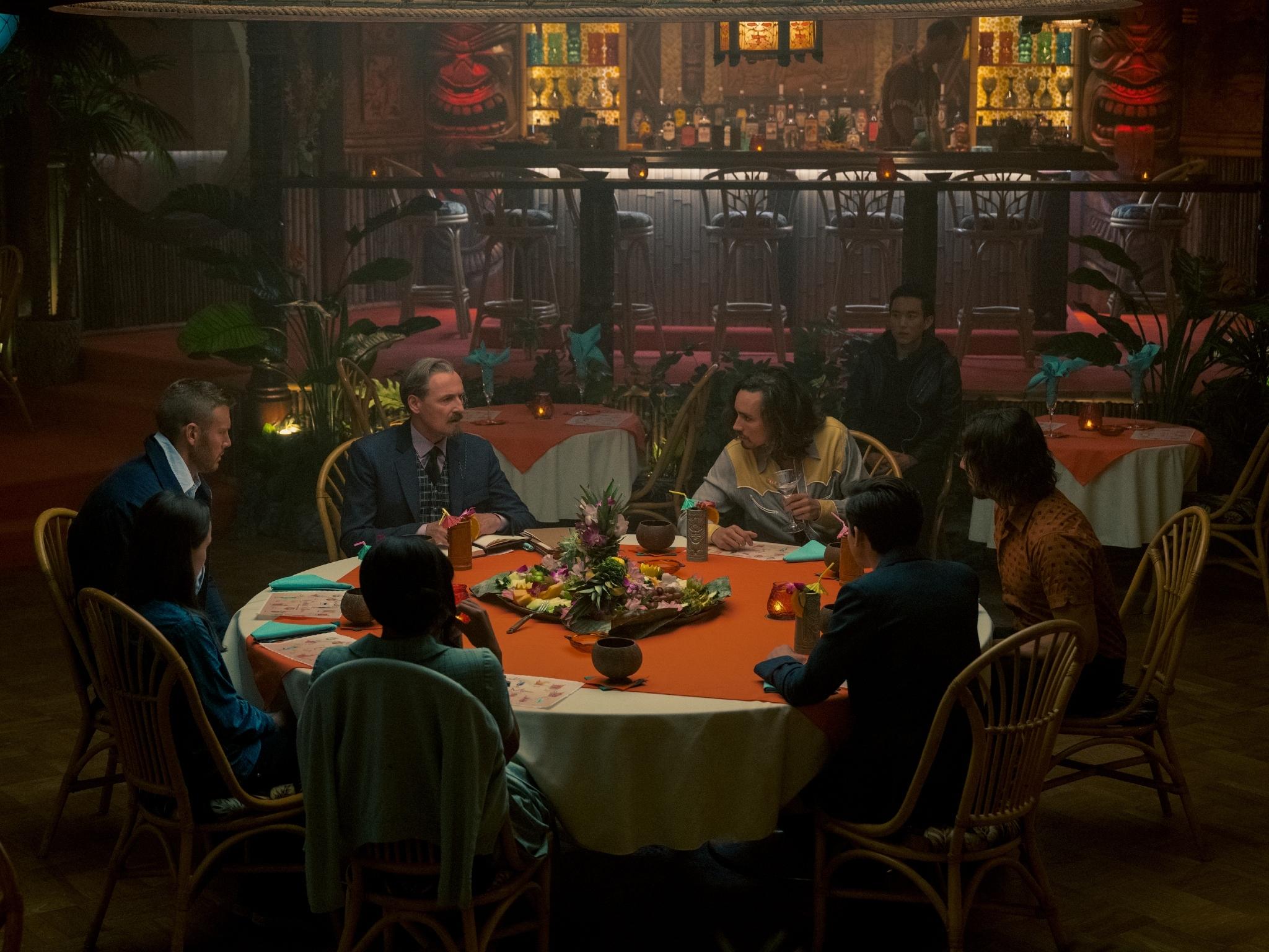 Capítulo 6: A Light Supper