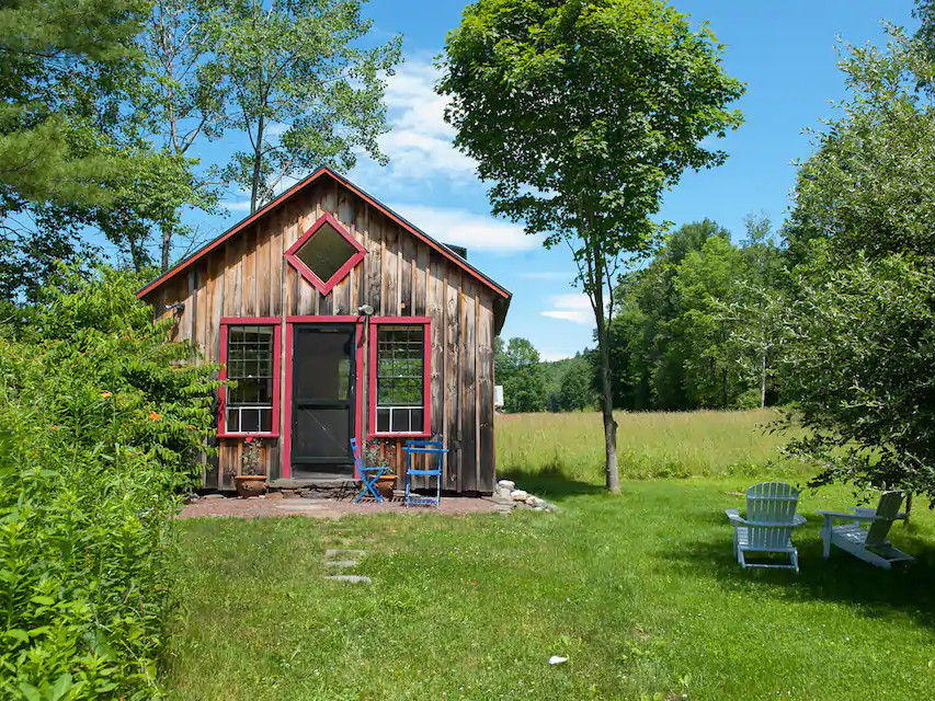 Tiny House in Buckland, MA