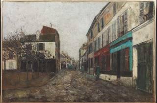 París de Modigliani y sus contemporáneos, muestra en línea del INBAL