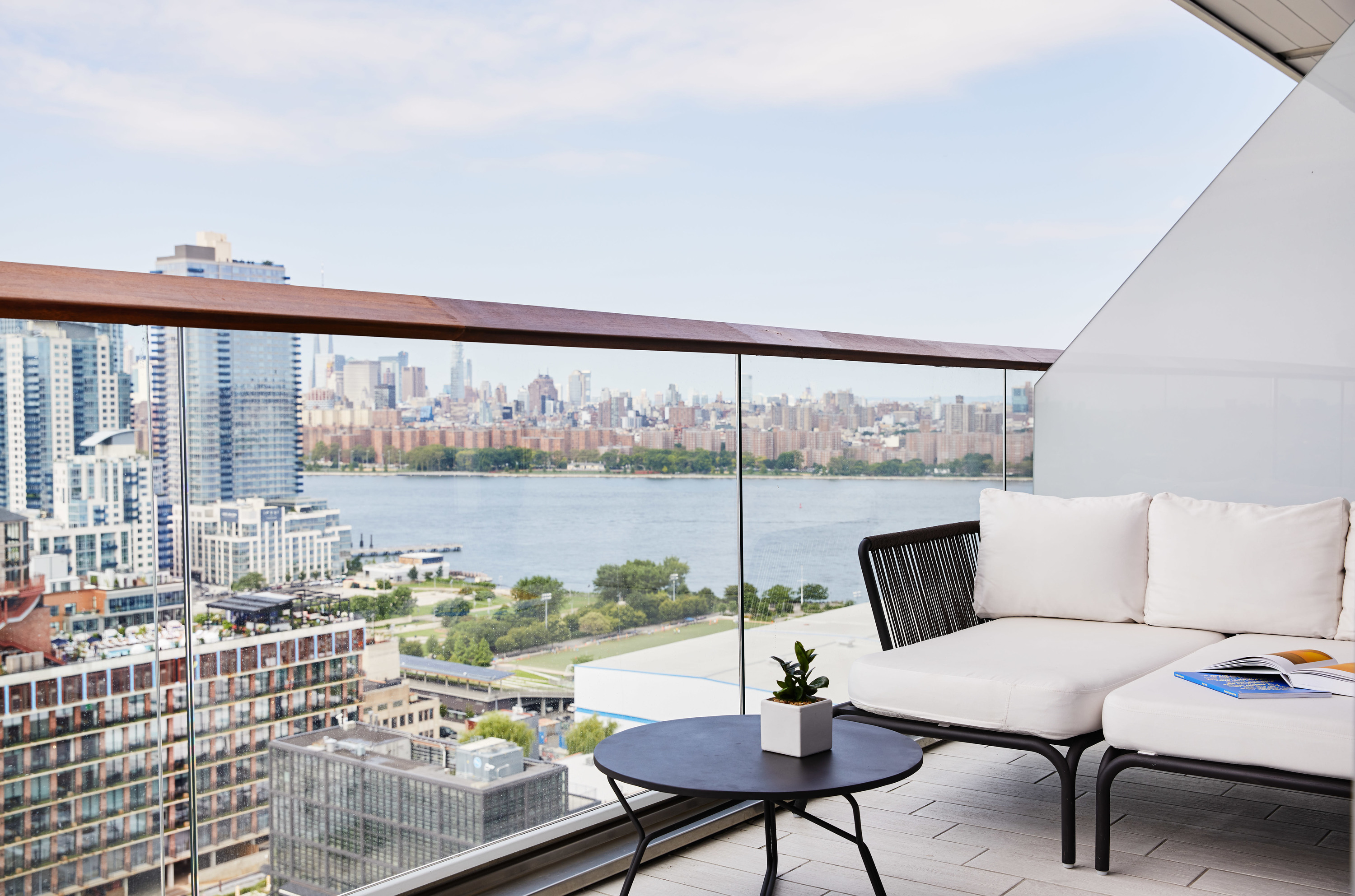 Treat yourself to a luxury quarantine at this Brooklyn hotel