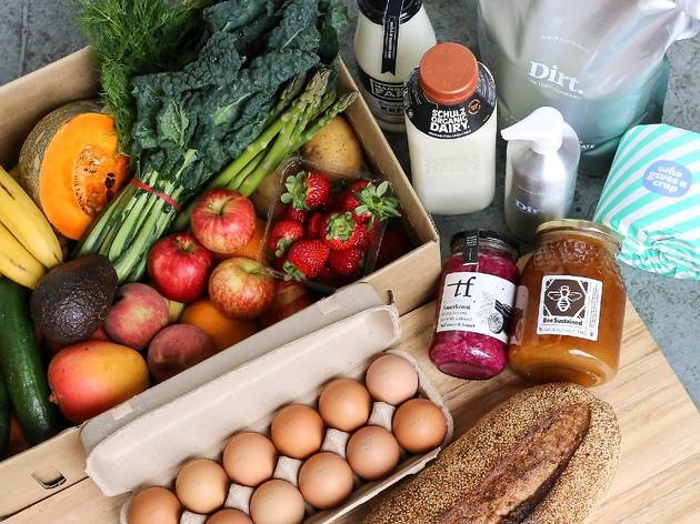 Grocery delivery services in Melbourne