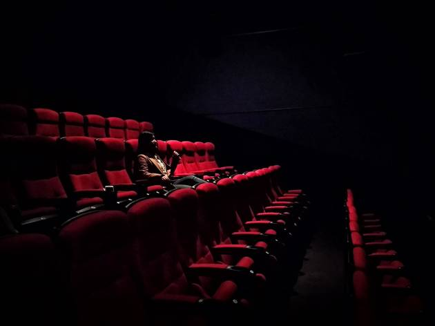 Cinema, Movie Theatre