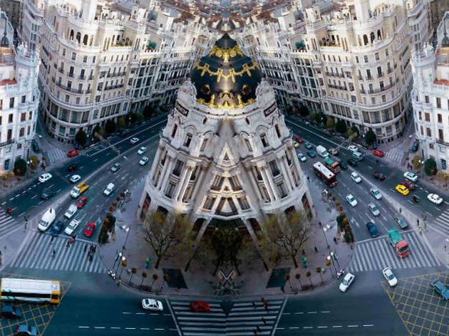 Una ruta virtual repasa los últimos 40 años del 'boom' artístico de Madrid