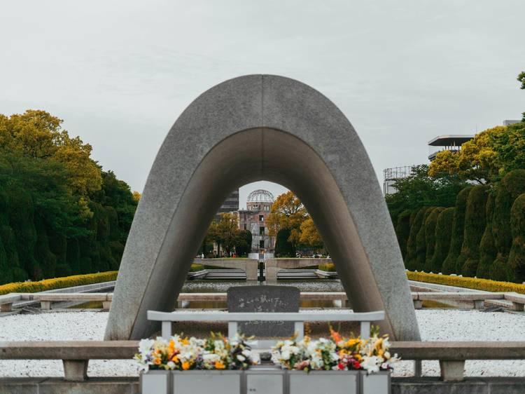 You can now visit the Hiroshima Peace Memorial Museum via virtual tour