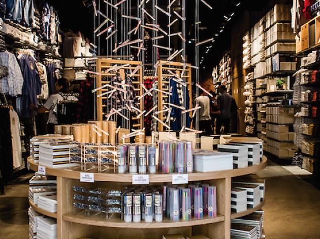 Muji anuncia el tancament de la botiga de Rambla Catalunya