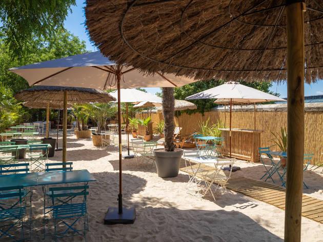 El beach club del verano está en Madrid (a dos minutos del Templo de Debod)