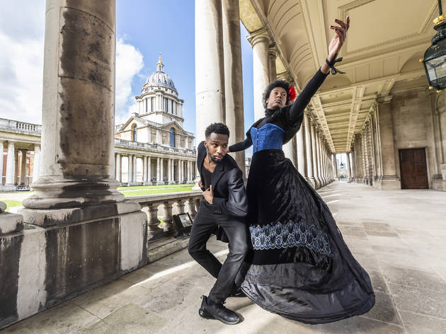 Your guide to Greenwich and Docklands International Festival 2020