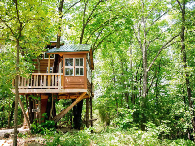 Sunset Tree House Airbnb